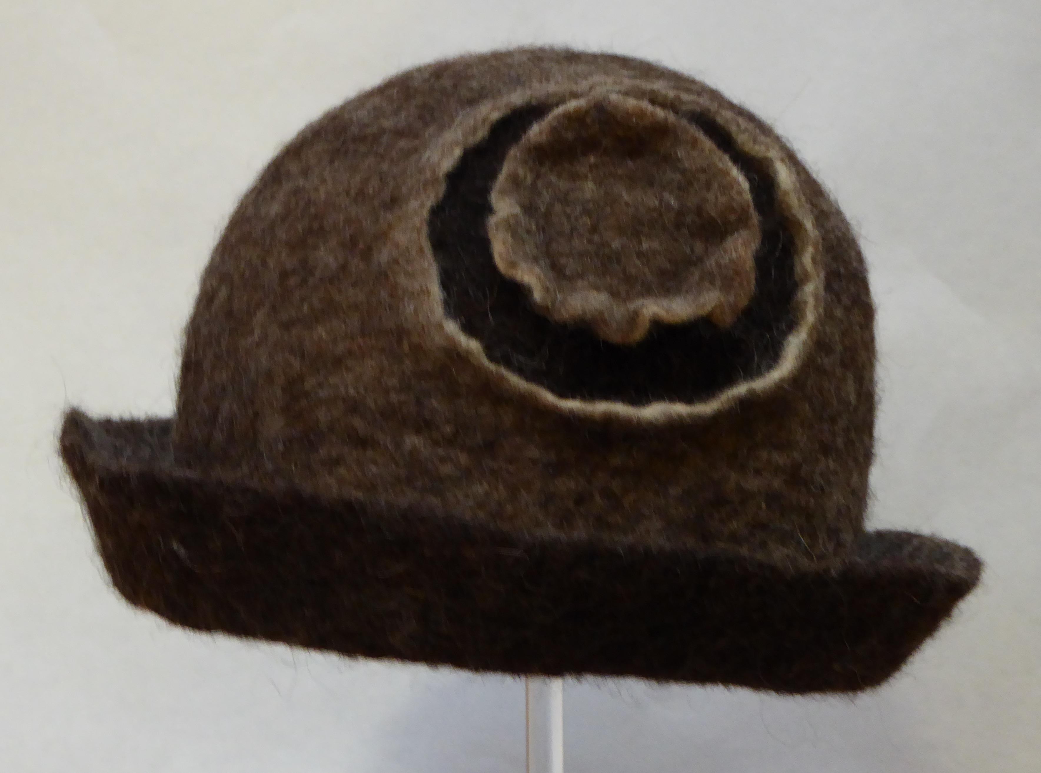 Felt Hat workshop with Mandy Nash - International Feltmakers Association