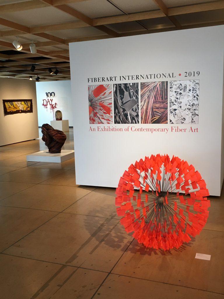 Fiber Art International 2019 - International Feltmakers