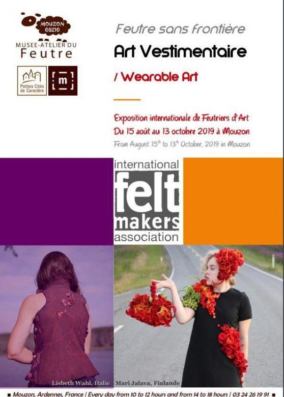 Events Archive - International Feltmakers Association
