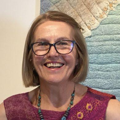 Barbara Weeks, Education Team of the International Feltmakers Association