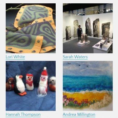 International Feltmakers Association Members Gallery