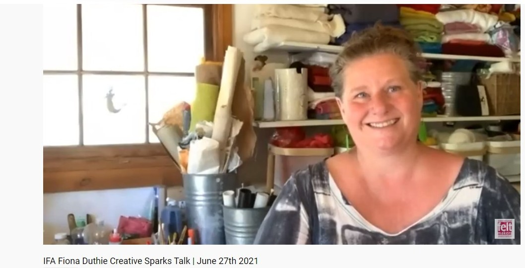 You are currently viewing Fiona Duthie's Q&A Recording | Creative Sparks Submissions