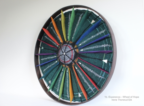 Wheel of Hope  (side view)