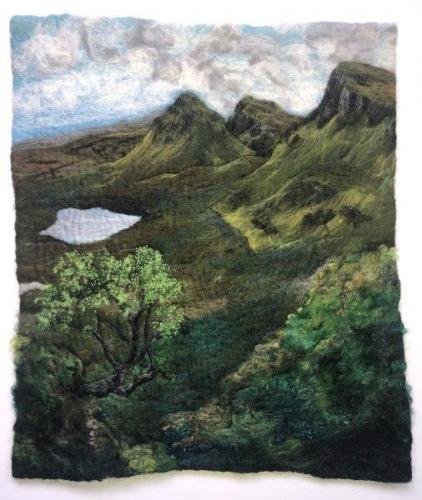 The View -  The Quiraing, Isle of Skye