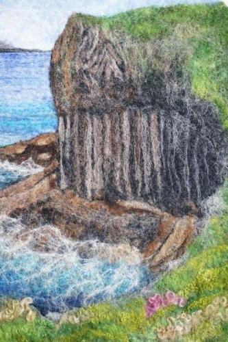 Fingals Cave, Staffa.