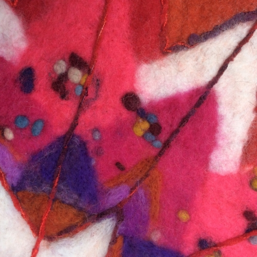Kaleidoscope - in the pink (detail)