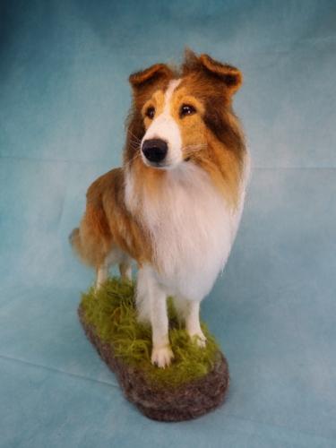 Lassie Dog (detail)